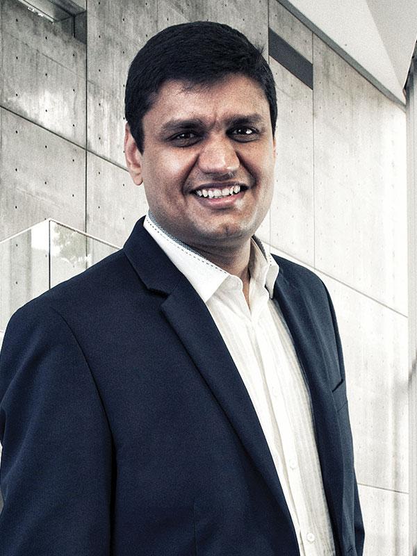 Nishant Saxena